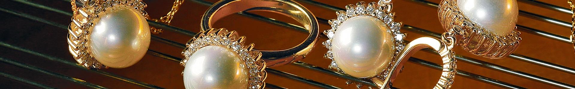Ti Amo Jewellery Banner