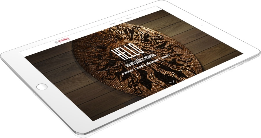 Publicis Armenia - iPad